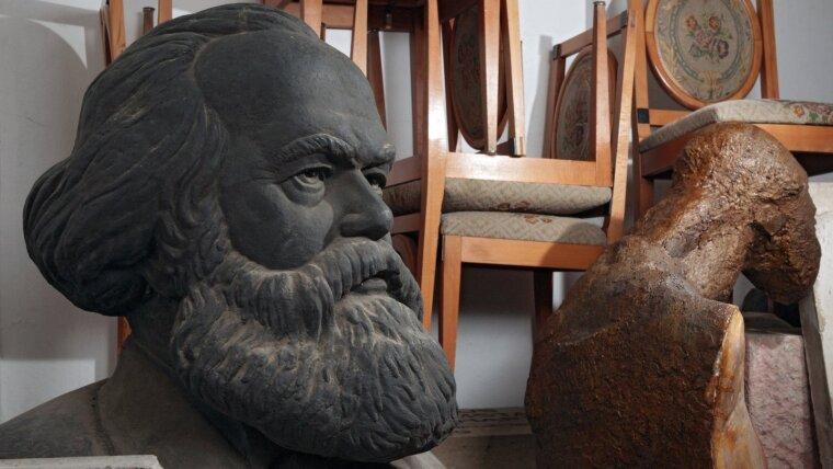 Büste Marx